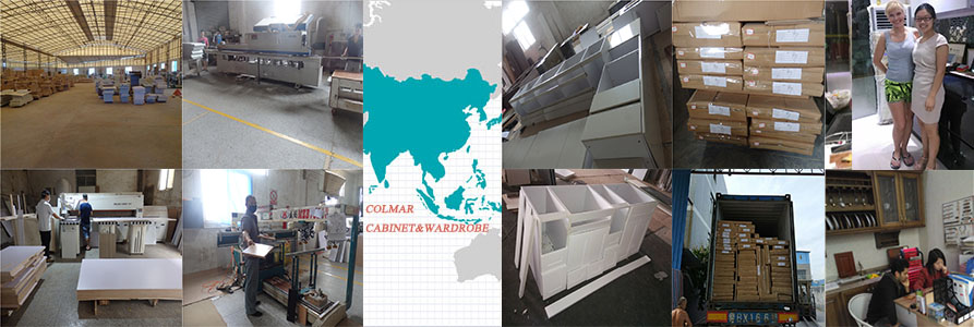 foshan kitchen cabinet factory