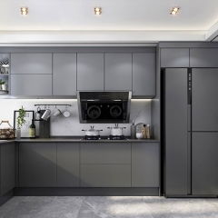Egger Board Gray Kitchen Cabinet One Stop Cabinets...